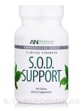 S.O.D. Support™ 190 Tablets