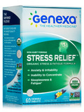 Stress Relief™, Vanilla Lavender Flavor - 60 Chewable Tablets