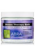 Stress Therapy Mineral Bath - Lavender & Chamomile - 17 oz (482 Grams)