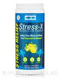 Stress-X Magnesium Powder, Lemon Lime Flavor - 12.7 oz (360 Grams)