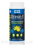 Stress-X Magnesium Powder 350 mg, Lemon Lime Flavor - 25.4 oz (720 Grams)