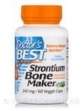 Strontium Bone Maker 340 mg - 60 Veggie Capsules