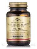 Methylcobalamin (Vitamin B12) 1000 mcg, Sublingual - 60 Nuggets