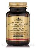 Methylcobalamin (Vitamin B12) 5000 mcg, Sublingual - 60 Nuggets