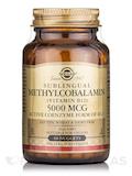 Methylcobalamin (Vitamin B12) 5000 mcg, Sublingual - 60 Nuggets
