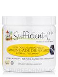 Sufficient-C® High Dose Lemon Peach Immune-Ade Drink Mix - 250 Grams
