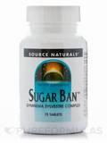 Sugar Ban Gymnema Sylvestre Complex 75 Tablets