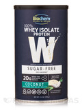 100% Sugar Free Whey Coconut - 11.2 oz (319 Grams)