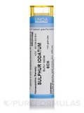 Sulfur Iodatum 6CH - 140 Granules (5.5g)