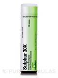 Sulphur 30X - 100 Tablets