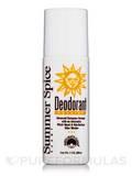 Summer Spice Deodorant Roll-On - 3 oz (88 ml)