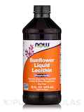 Sunflower Liquid Lecithin 16 fl. oz (473 ml)
