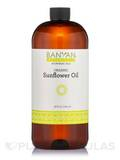 Organic Sunflower Oil 36 fl. oz (1064 ml)