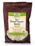 NOW® Real Food - Raw Sunflower Seeds, Unsalted - 16 oz (454 Grams)