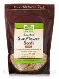 NOW® Real Food - Sunflower Seeds, Roasted and Salted - 16 oz (454 Grams)
