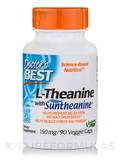 Suntheanine L-Theanine 150 mg - 90 Veggie Capsules