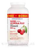 Super Acerola Plus® 500 mg BONUS Chewable Wafers 250 + 50 FREE