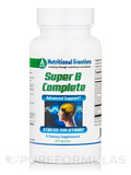 Super B Complete with Metafolin® and Methylcobalamin - 60 Vegetarian Capsules