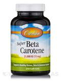 Super Beta Carotene 25,000 IU (15 mg) - 250 Soft Gels