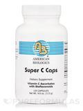Super C Caps - 120 Capsules