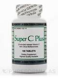 Super C Plus - 100 Tablets
