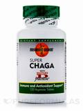 Super Chaga with Maitake D-fraction 120 Vegetable Tablets