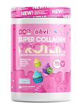 Super Collagen Protein Powder, Birthday Cupcakes Flavor - 12.38 oz (351 Grams)