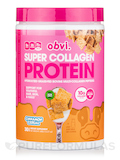 Super Collagen Protein Powder, Cinna Cereal - 13.12 oz (372 Grams)