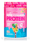 Super Collagen Protein Powder, Fruity Cereal - 13.12 oz (372 Grams)