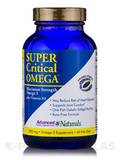 Super Critical Omega 1200 mg - 60 Fish Gels