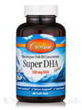Super DHA Gems 500 mg - 60 Soft Gels