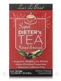Super Dieter's Tea All Natural Botanicals 15 Count Box