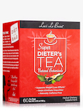 Super Dieter's Tea All Natural Botanicals 60 Count Box