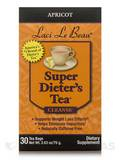 Super Dieter's Tea Apricot 30 Count Box