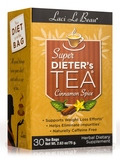 Super Dieter's Tea Cinnamon Spice 30 Count Box