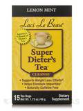 Super Dieter's Tea Lemon Mint 15 Count Box