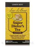Super Dieter's Tea Lemon Mint 30 Count Box