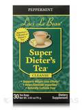 Super Dieter's Tea Peppermint 30 Count Box
