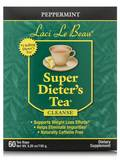 Super Dieter's Tea Peppermint 60 Count Box