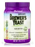 Super Earth® Brewer's Yeast Powder, Unflavored - 1 lb (454 Grams)