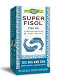 Super Fisol Fish Oil 180 Softgels