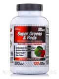Super Greens and Reds 120 Veggie Capsules