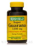 Super Guarana 1200 mg - 90 Tablets