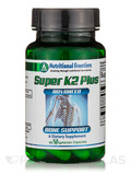 Super K2 Plus - 60 Vegetarian Capsules