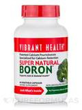 Super Natural Boron 3 mg 60 Vegetable Capsules