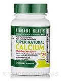 Super Natural Calcium 60 Tablets