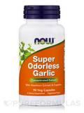 Super Odorless Garlic - 90 Capsules