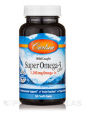 Super Omega-3 Gems® (Wild Caught) 600 mg - 50 Soft Gels