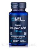 Super R-Lipoic Acid 240 mg 60 Vegetarian Capsules