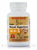 Super Royal Agaricus with Maitake D-fraction 120 Vegetable Tablets